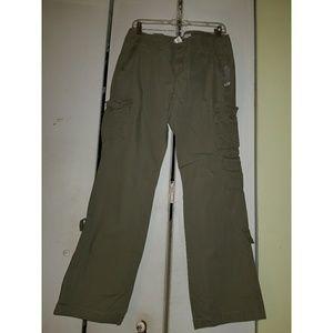 Old Navy Wide Leg Cargo Pants